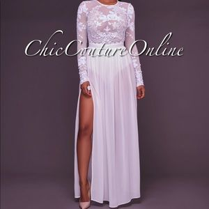 Bodysuit maxi ! Perfect for New Years!